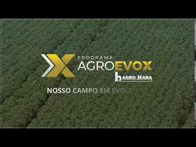Agricultura 4.0 é com o Agroevox