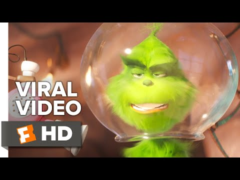 Dr. Seuss' The Grinch Viral Video - Grinch-Fix (2018) | FandangoNOW Extras