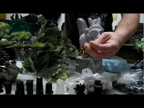 Shopping for Miniature Wargame Terrain Supplies & Inspiration