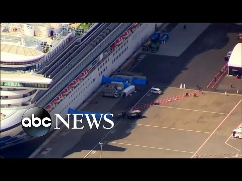 Americans released from cruise ship can't return to U.S. yet l ABC News
