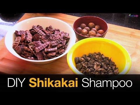 Shikakai Shampoo | Hair Growth Shampoo  - DIY
