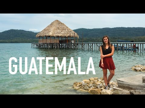 TRAVEL MOVIE | Backpacken in Guatemala • Midden-Amerika