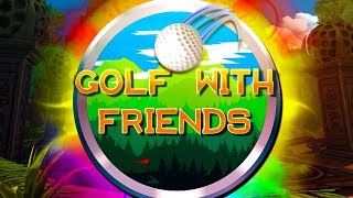 SOLAR ECLIPSE! - Golf with your Friends!