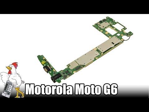 Free motherboard for Motorola Moto G6 (XT1925)