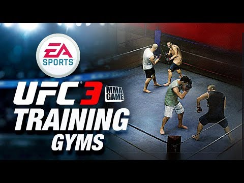 EA SPORTS UFC 3 TUTORIAL Choosing the right GYM in Career MODE