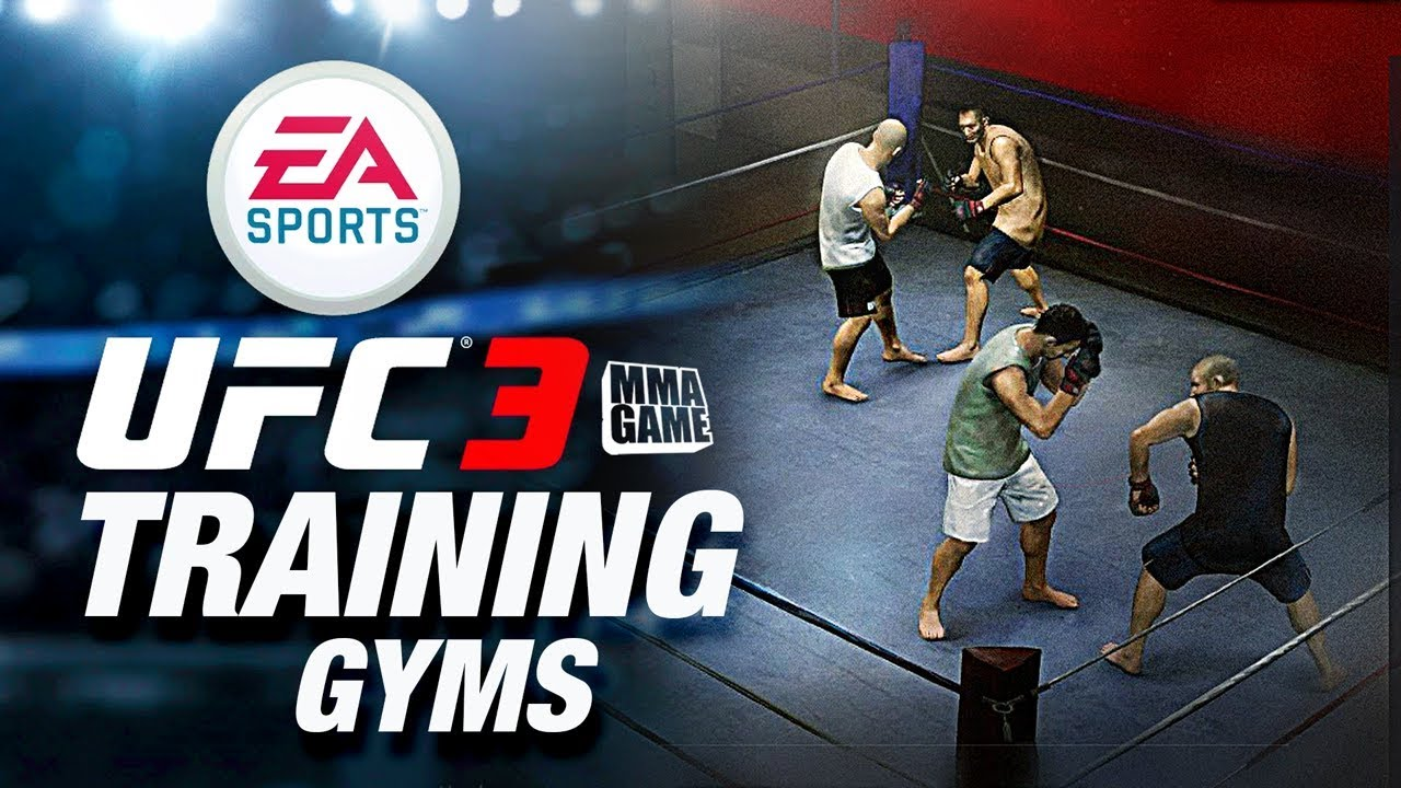 Choosing UFC 3 G O A T  Career Mode Gyms - Xbox One and PS4