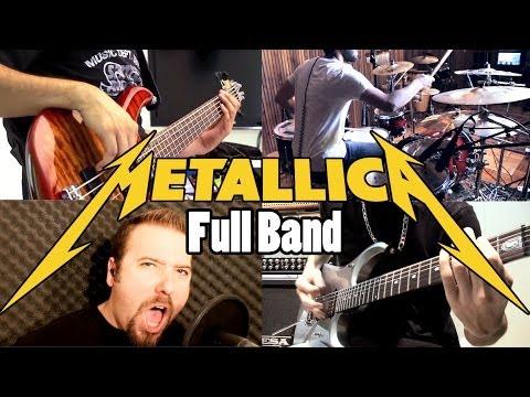 Metallica - Lords of Summer - SPLIT-SCREEN COVERS - VRA! (FULL BAND - HD)