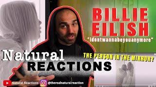 Billie Eilish - idontwannabeyouanymore (Vertical Video) REACTION