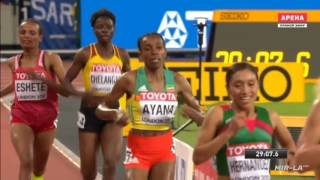 ALMAZ AYANA LONDON - 10000m - WORLD CHAMPIONSHIPS 2017 - Final
