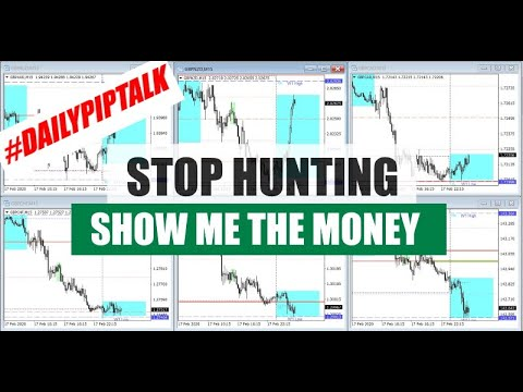 STOP HUNTING: Show Me The Money