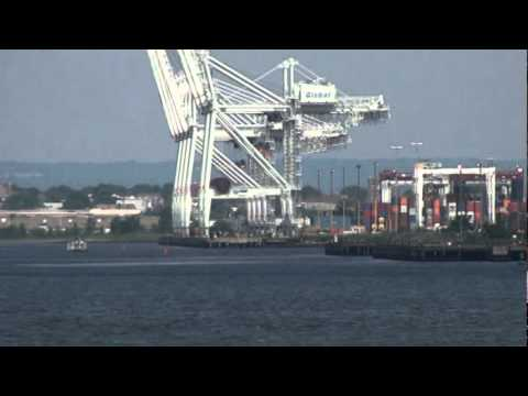 Sefco Export - New York ports - harbor views - Series B, 1a