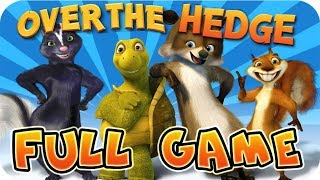 Over The Hedge Walkthrough FULL GAME Longplay (PS2, GCN, XBOX, PC) [100% Objectives]
