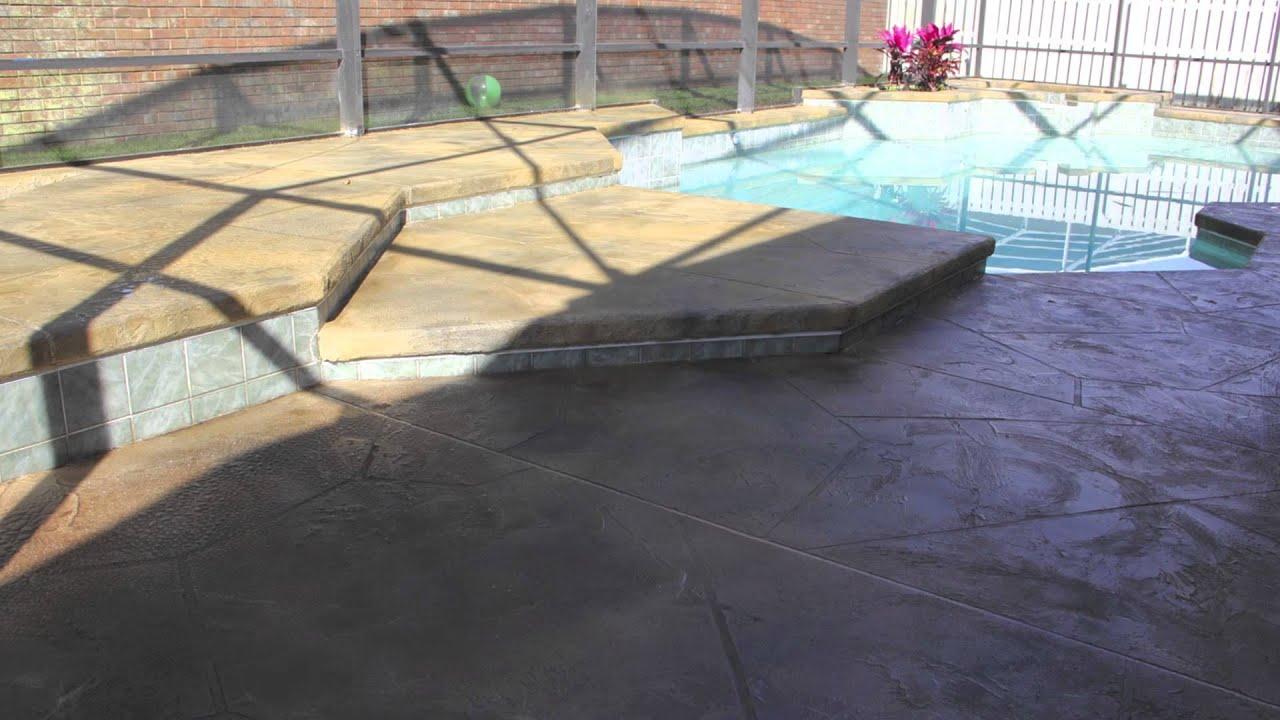Pool Deck Resoration Orlando Kool Deck Removal