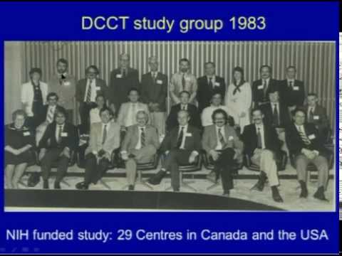 DCCT/EDIC-Answering Type 1 Diabetes Questions for Over 30 Years
