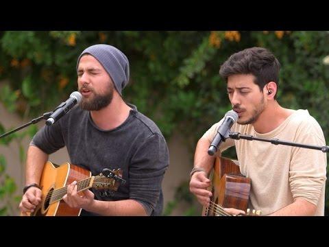 ישראל-x-factor---עונה-2-פרק-14:-הביצוע-של-after-the-sun---אוהד-ועוז