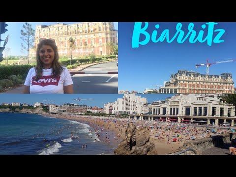 Vacances à Biarritz (Pays Basque)