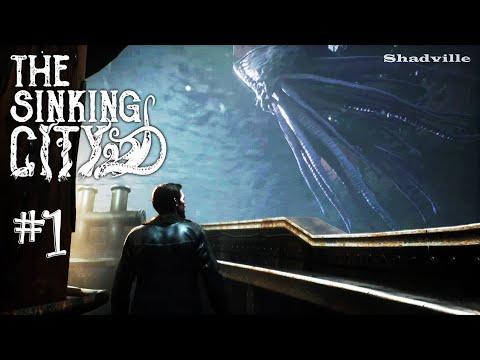 Тонущий Город ▬ The Sinking City Прохождение #1