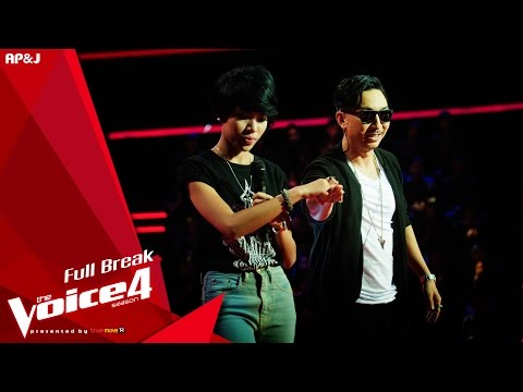 The Voice Thailand - Blind Auditions - 4 Oct 2015 - Part 4