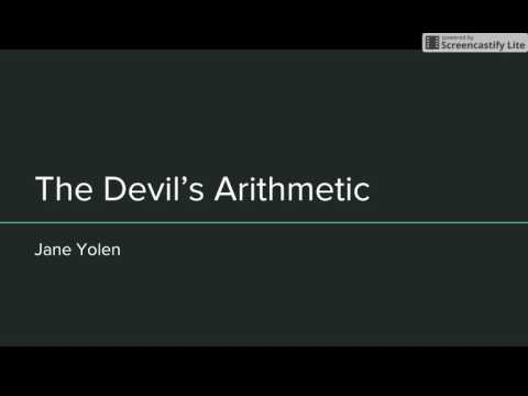 The Devil's Arithmetic Ch 5 Part 1