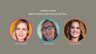 [LIVE] MULHERES MIX CONVIDA PAULA DUTRA