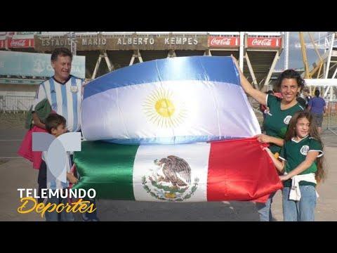 México cayó ante Argentina en Córdoba | Selección Mexicana | Telemundo Deportes