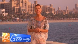 Shopping at the insanely luxurious Jumeirah Mina A
