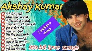 #Akshy_Kumar Hindi melody and 90'evergreen superhit songs BOLLYWOOD songs