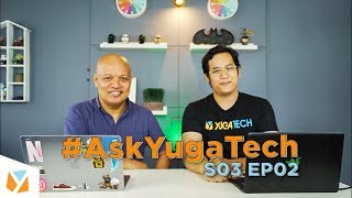 #AskYugaTech S03 EP02: GIVEAWAY, Smart Homes, Foldable Phones, and more!