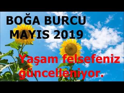 Boğa Burcu Mayis 2019 Mayis 2019 Burç Yorumlari Youtube