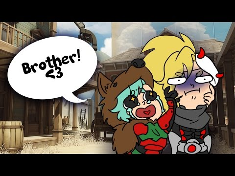 Overwatch - LOVE ME BROTHER