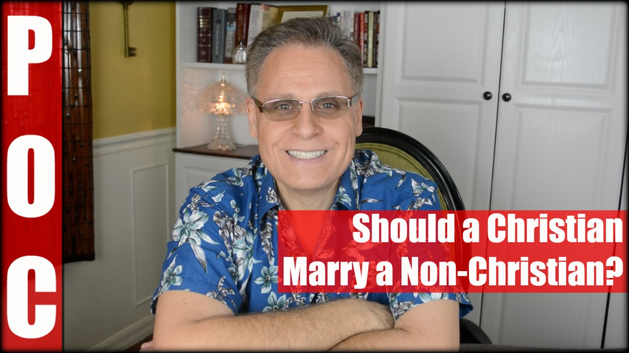 Marrying a non christian