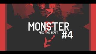 MineCraft F T B Monster EP4