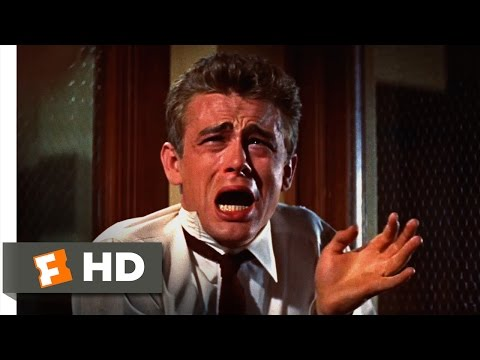 Rebel Without a Cause 1955  You're Tearing Me Apart  210  Movies
