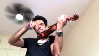 Red violin jobry