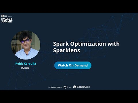 Spark optimization with Sparklens - Rohit Karlupia, Qubole