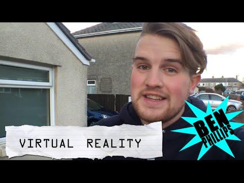 Ben Phillips | Virtual Reality - Bloody Star Wars! - PRANK!!!