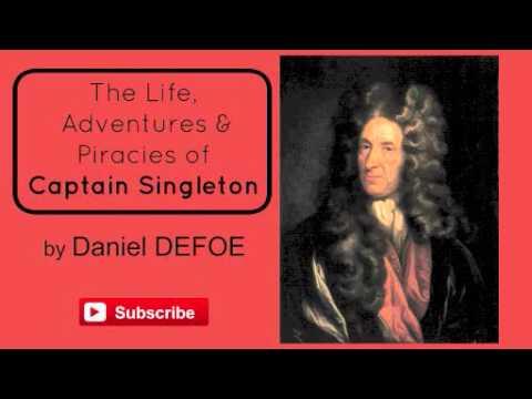 Captain Singleton by Daniel Defoe - Audiobookl ( Part 1/2 )