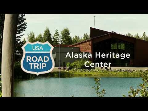 Alaska Road Trip: Alaska Heritage Center