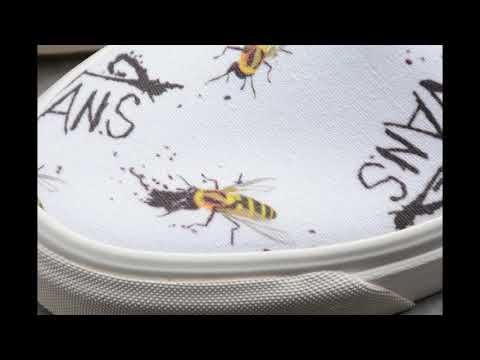 white-bees-ralph-steadman-x-vans-vault-og-sliponlx-artists-joint-endangered-animals