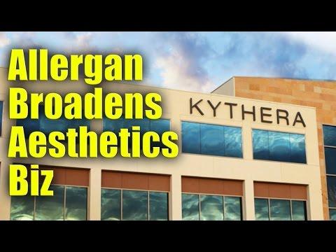 Allergan to Buy Kythera Biopharmaceuticals for $2.1B