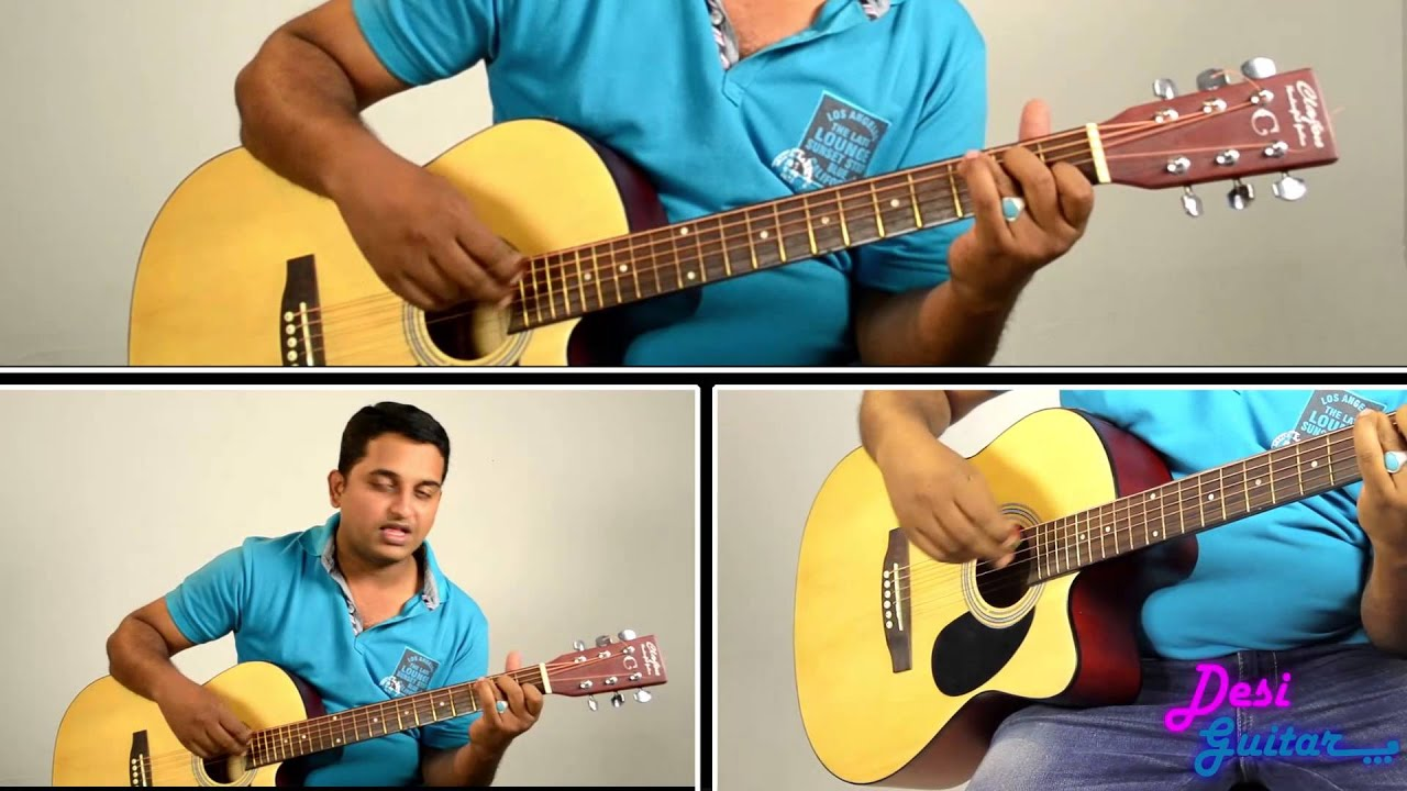 Desi Guitar Aasai Oru Pulveli Youtube
