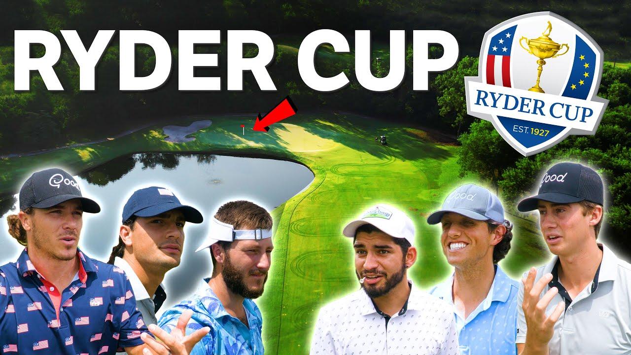 Download THE REMATCH   3v3 Ryder Cup Golf Challenge   Good Good