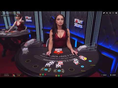 Живой казино