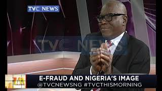 Gambar cover E-Fraud and Nigeria's Image
