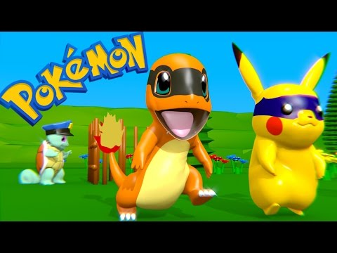 LEGO POKEMON - PRISON BREAK