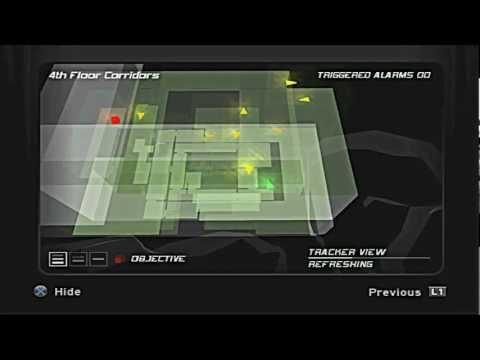 Splinter Cell Double Agent: Sea of Okhotsk Icebound Tanker PS2 (Expert) HD