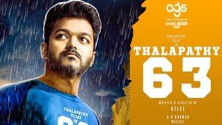 BREAKING: Thalapathy 63 Big Surprise Update!