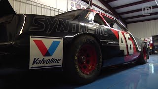 Garage Tours With Chris Forsberg: Episode 7, Classic NASCAR Garage(Rhine Enterprises specializes in nostalgia-inducing historic NASCAR restorations. (Season 1, episode 7): Formula Drift Champion Chris Forsberg takes us on a ..., 2014-08-18T17:36:04.000Z)
