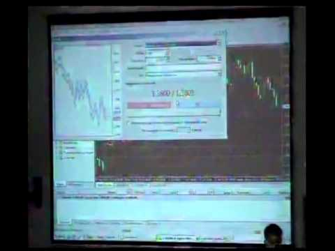 К Кощиенко о FOREX   семинар 2010   Торговля на демо счете, Форекс Инвестиции
