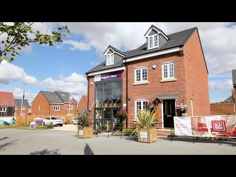 The Ashton - Taylor Wimpey Regents Place, Houghton Regis